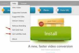 Freemake Video Converter 4