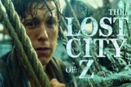 The Lost City of Z 2016